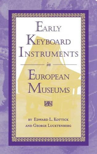 Early Keyboard Instruments - 7