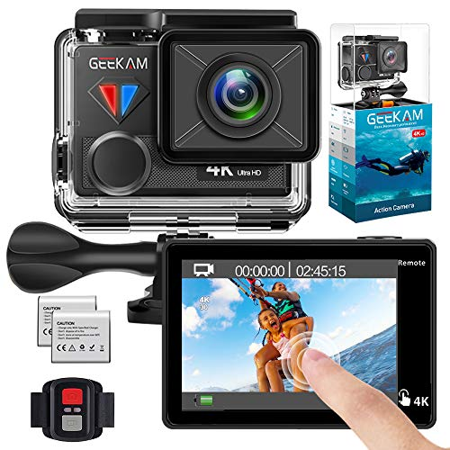 See the TOP 10 Best<br>4K Action Camera Android