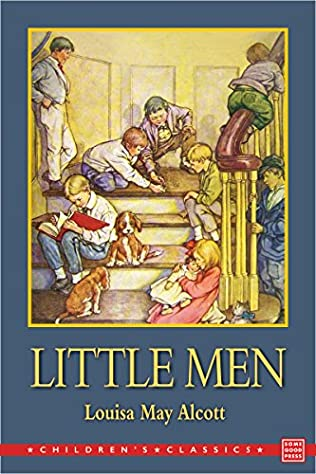 book cover of Little Men
