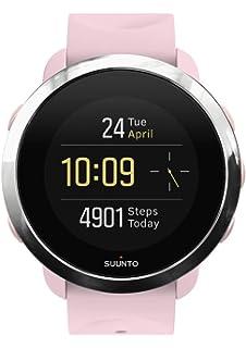 Suunto SS050052000 3 Fitness - Reloj Multideporte con GPS y pulsómetro incorporado, Pantalla Matricial,