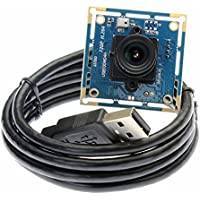 ELP 720p Full Hd H.264 USB Camera Module with H.264 Output Support Android or Linux or Windows Os for Video Surveillance