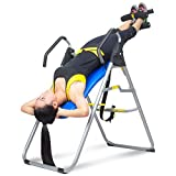 HYD-Parts Inversion Table Back Therapy Fitness Back Pain Relief,...