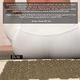 Ajna Acupressure Mat for Massage - Natural