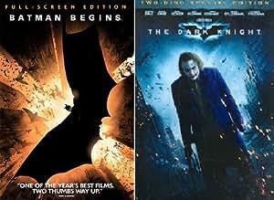 Amazon.com: Christopher Nolan Batman Collection (Batman ...