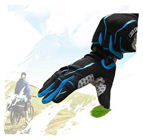 Genießen Fahrradhandschuhe Fitness Herrn Touchscreen Handschuhe Wasserdicht Outdoor Motorrad Sport Energy Stil