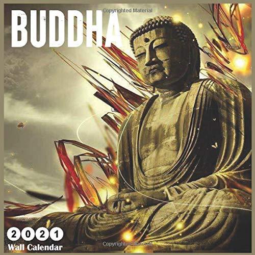 Amazon.com: Buddha 2021 Wall Calendar: Official Buddhism Calendar