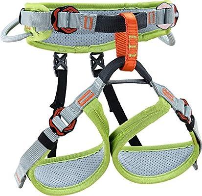 Climbing Technology Ascent, arnés Unisex Infantil, Verde/Gris, XXS ...