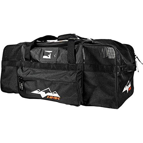 Hmk Snowmobile Boots (HMK (HM4VOYAGER) Black One Size Voyager Gear Bag)