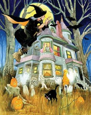 All Hallows Eve Halloween Countdown Calendar (Advent (Halloween Advent Calendar)