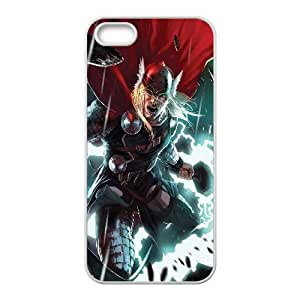 Thor Comic iPhone 4 4s Cell Phone Case White gift pp001_6385449