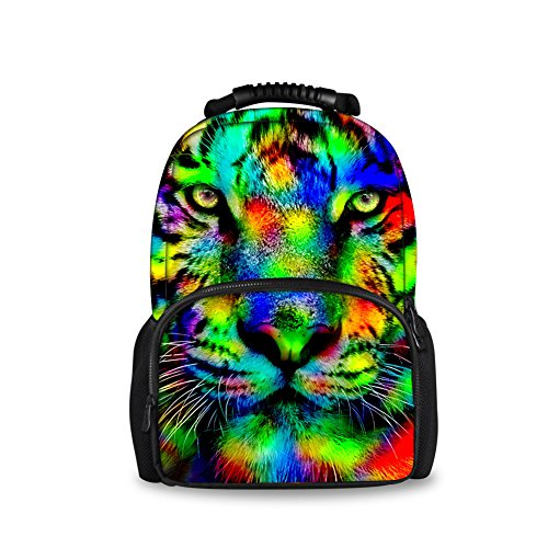 Showudesigns Fashion Animal Backpack Softback