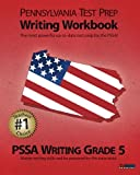 PENNSYLVANIA TEST PREP Writing Workbook PSSA Writing Grade 5, Test Master Press Pennsylvania, 1468028979
