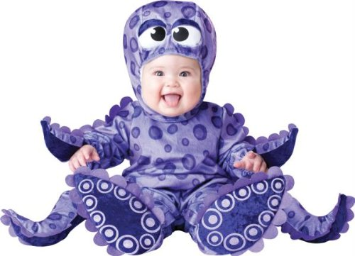 Tiny Tentacles Costume - Infant (Tiny Tentacles Baby Costume)
