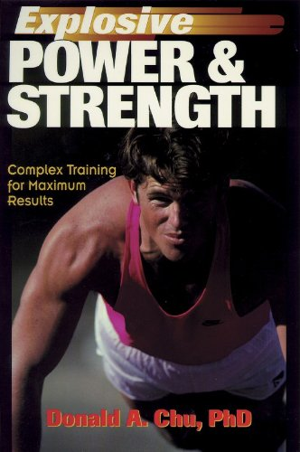 Explosive Power Strength Complex Training product image