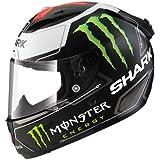 Shark - Casque moto - Shark Race-R PRO Lorenzo Monster MAT KWR