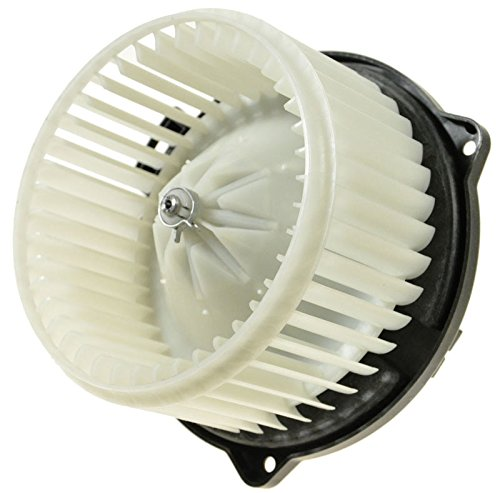 Heater Blower Motor with Fan Cage for Acura MDX Honda Odyssey Accord -