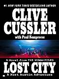 Lost City (NUMA Files series Book 5)