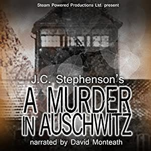 A Murder in Auschwitz Audiobook