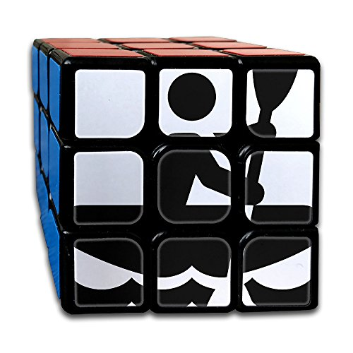 Canoe Icons Rubiks Cube 3x3x3 Brain Training Game Rubix Puzzle Toy For Juniors Or - Icon Rubiks