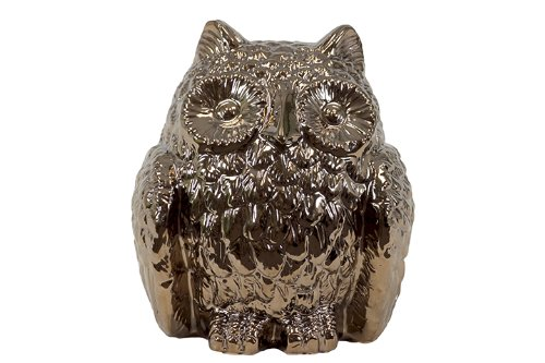 Hooting Owl Clock - 2