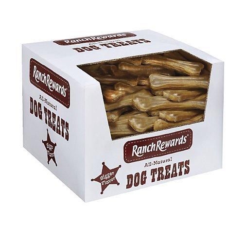 Ranch Rewards Bulk Pressed Rawhide Bones by Ranch Rewards