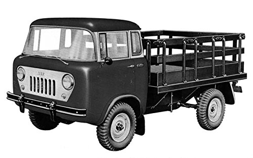 1958 Jeep FC-170 Truck Photo Poster