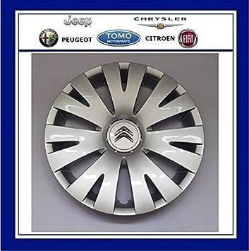 PSA 98136143VV - Juego de 4 Llantas de neumático de 15 Pulgadas para Citroën Berlingo 2008-2016: Amazon.es: Coche y moto