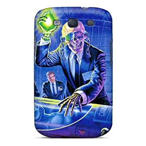 New Rust In Peace Tpu Case Cover, Anti-scratch MrsSophier Phone Case For Galaxy S3