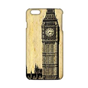 Ultra Thin Big Ben 3D Phone Case for iPhone 6 plus