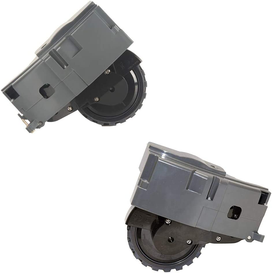 Oyster-Clean Wheels and Tires Module for iRobot Roomba 860 870 880 890 960 980 (Left & Right)