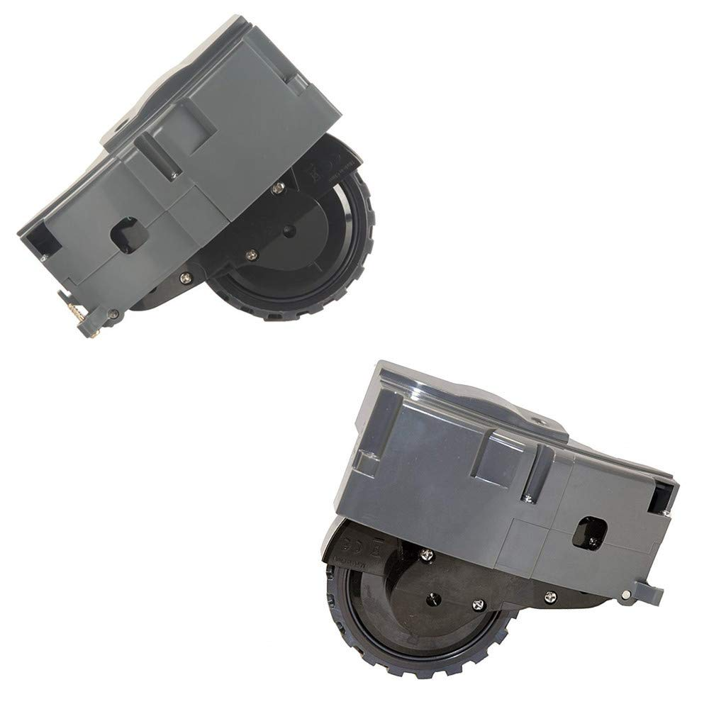 Oyster-Clean Wheels and Tires Module for iRobot Roomba 860 870 880 890 960 980 (Left & Right) by Oyster-Clean