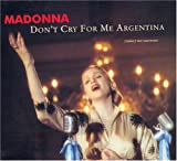Don't Cry for Me Argentina - Miami Mix (6 Versions)