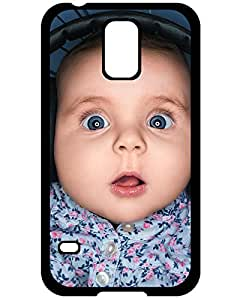 Discount 3750829ZE840153294S5 Best Child with headphones Case For Samsung Galaxy S5, Child with headphones Pattern