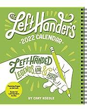The Left-Hander's 2022 Weekly Planner Calendar