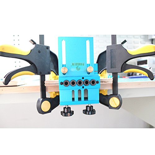Universal High Precision Jig Dowel Cam Jig Minifix Jig Kit