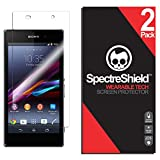 [2-Pack] Spectre Shield Screen Protector for Sony