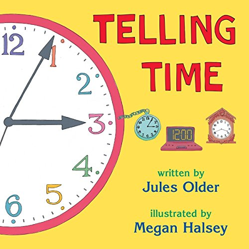 Telling Time: How to Tell Time on Digital and Analog Clocks