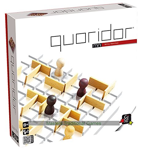 Gigamic Quoridor Mini Game by Gigamic