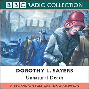 Unnatural Death (Dramatised) Radio/TV Program
