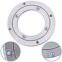 Placa giratoria giratoria Lazy Susan Aleación de aluminio