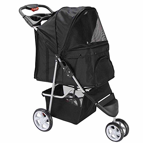 Best Dog Stroller For 2 Dogs - 1