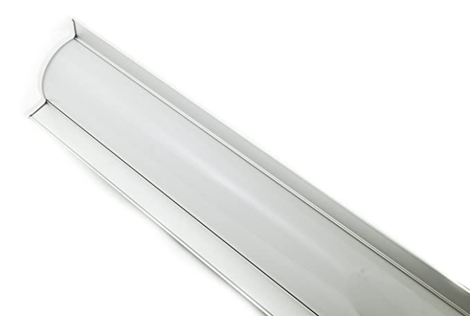 Plafoniera Led Soffitto 150 Cm : Plafoniera lampada luce led smd 220v soffitto fat 100w 120 cm dr