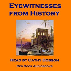 Eyewitnesses from History | Livre audio
