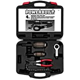 Powerbuilt 4 Piece Exhaust Pipe Cutter and Expander Tool Kit - 648612
