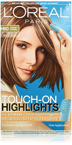 Touch On Highlights Creamy Caramel