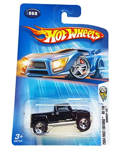 Hotwheels Lotus Sport Elise 2004 First Editions 36/100 Black