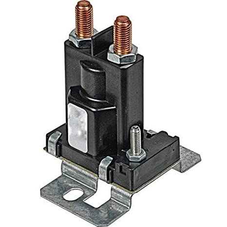 amazon com new white rodgers 12 volt 100 amp 3 terminal continuous 12 volt switch wiring diagram new white rodgers 12 volt 100 amp 3 terminal continuous duty solenoid 120 913 120