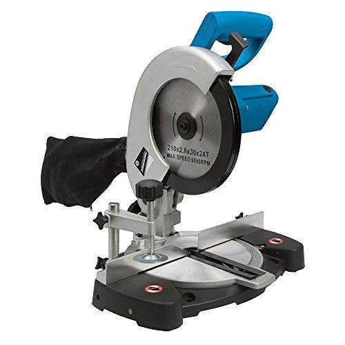 Silverline 262705 - 1400W 210mm (8¼') DIY Compound Mitre Saw 230V