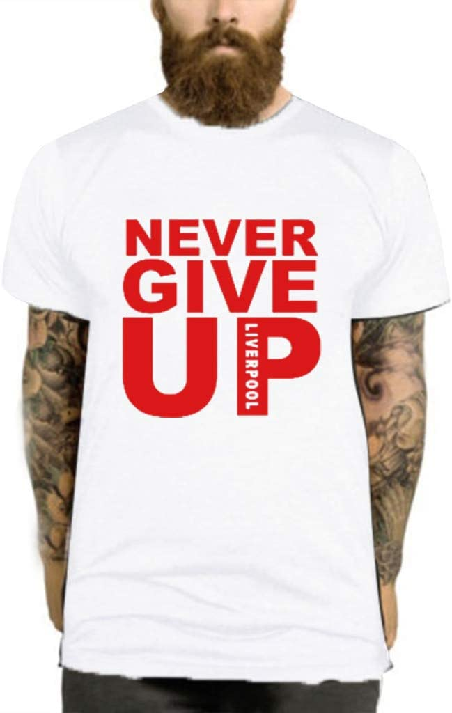 HOT1950s Supporter Fan T-Shirt Never Give Up T-Shirt The 6th Coming Home for Positive Affirmation Lovers T-Shirt