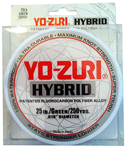 Yo Zuri Hybrid 250 Yard Fishing Line